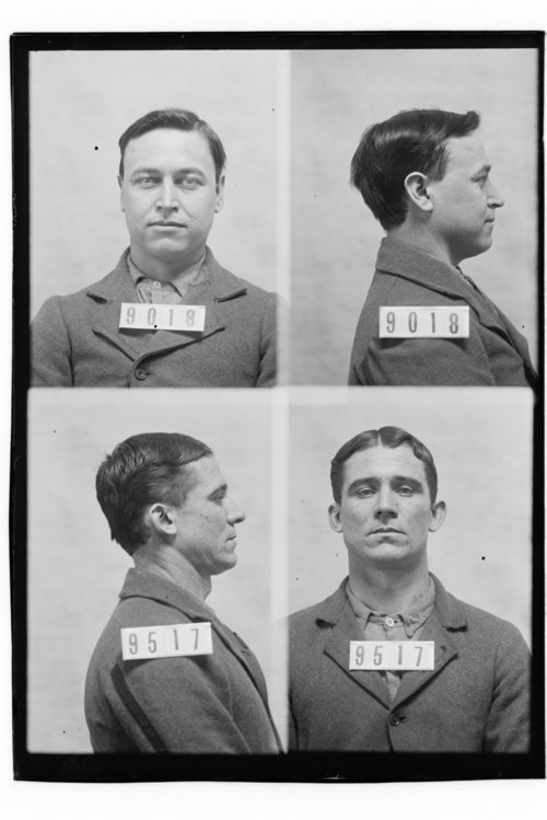 Charles Williams and Frank Wicker, prisoners 9018 and 9517 - Page