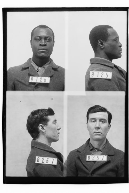 John Brown and F. W. Fowler, Prisoners 9125 and 8257, Kansas State Penitentiary - Page