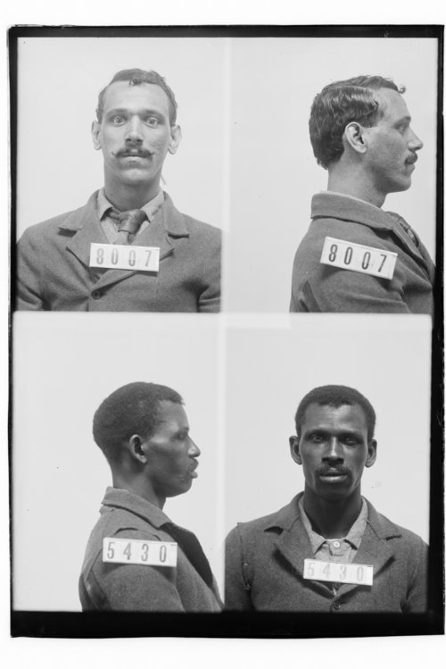 George Ivey and W. D. Kidd, prisoners 8007 and 5430 - Page