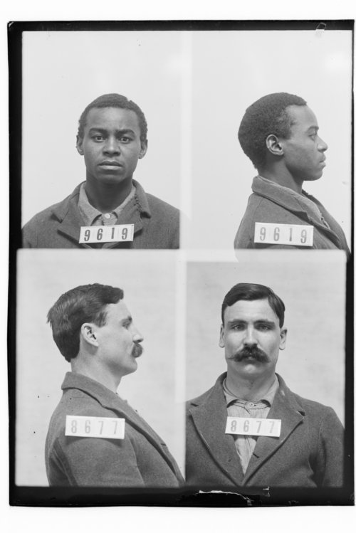 Samuel Roper and John Clark, prisoners 9619 and 8677 - Page