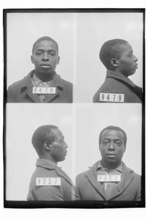 Wm. Dillard and Albert Russel, prisoners 9479 and 9337 - Page