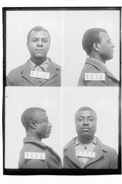Floyd Graham and Jonathan Mitchell, Prisoners 6310 and 9438, Kansas State Penitentiary - Page