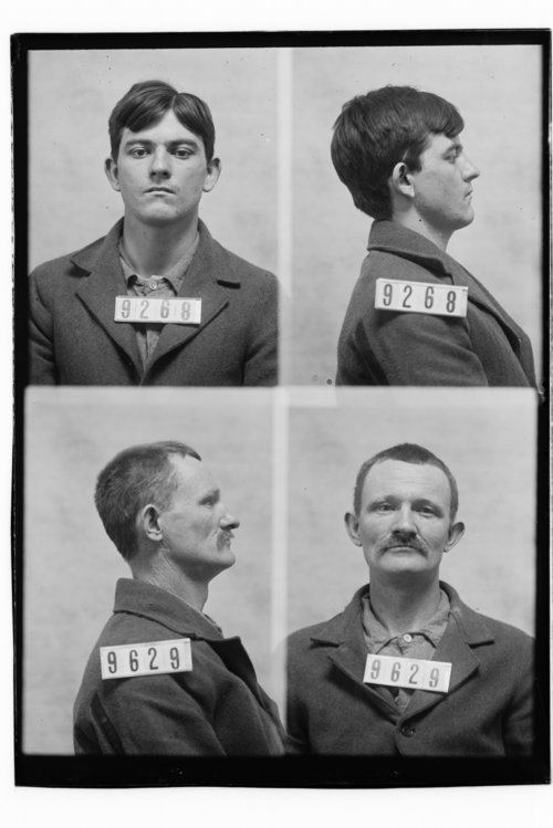 Alvah Gray and Louis B. Tofte, prisoners 9268 and 9629 - Page
