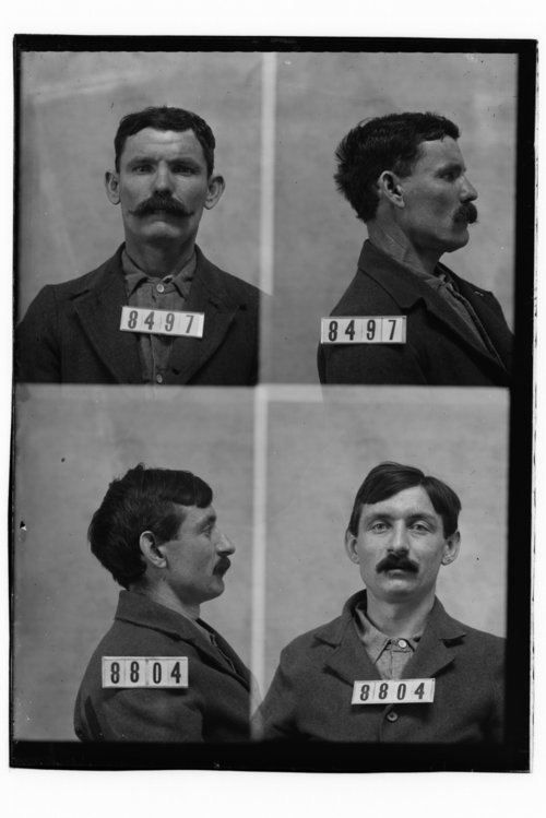 John Dodd and John Heffern, prisoners 8497 and 8804 - Page