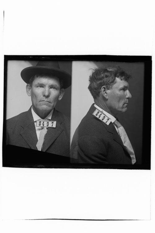 John Dodd, Prisoner 8497, Kansas State Penitentiary - Page