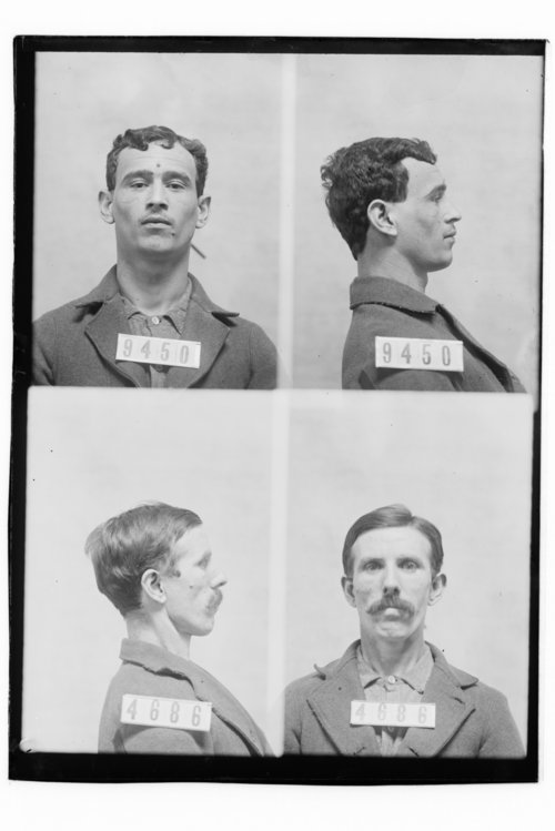 Dick Mullice and Isaac Van Brunt, prisoners 9450 and 4686 - Page