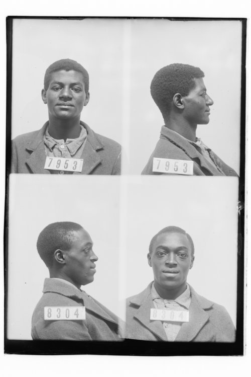 Bull Geary and Percy Porter, prisoners 7953 and 8304 - Page