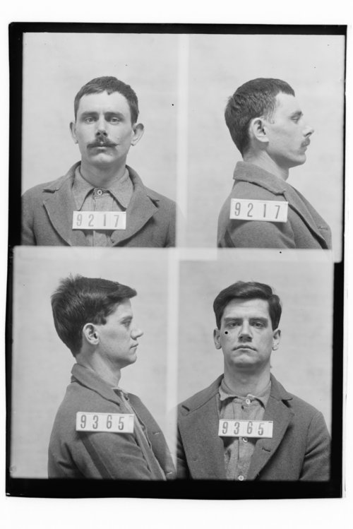 C. C. Van Dement and James King, prisoners 9217 and 9365 - Page