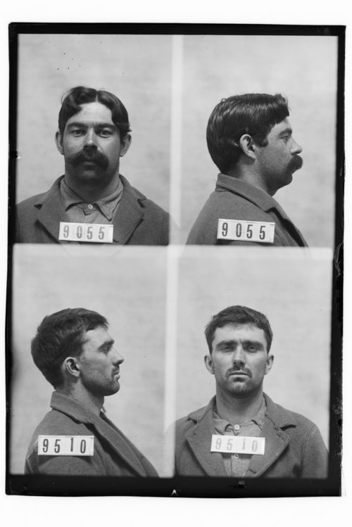 Ralph Barnett and Eugene Rose, prisoners 9055 and 9510 - Page