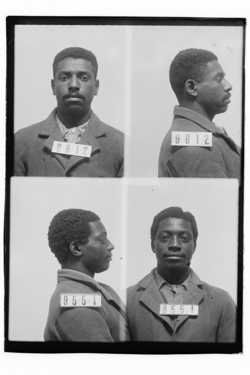 James W. Thomas and Felix Sawyer, prisoners 9612 and 9551 - Page