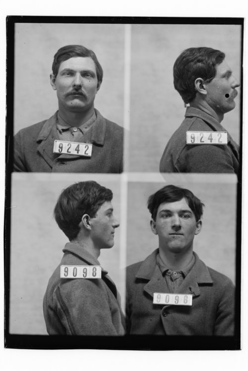 Charles Carter and Charles McCroskey, prisoners 9242 and 9098 - Page