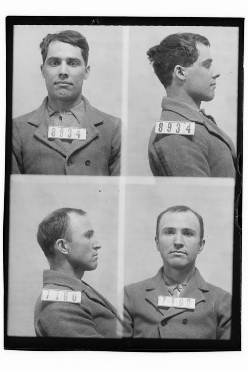 Cyrus W. Baylis and Henry Steil, prisoners 8934 and 7160 - Page