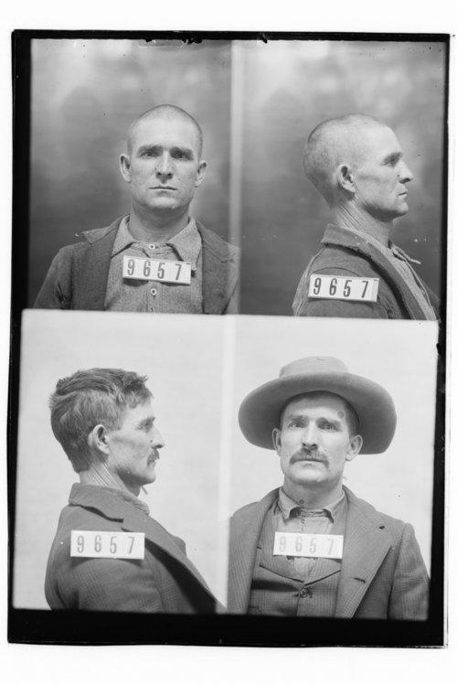 Denver Boggs , Prisoner 9657, Kansas State Penitentiary - Page