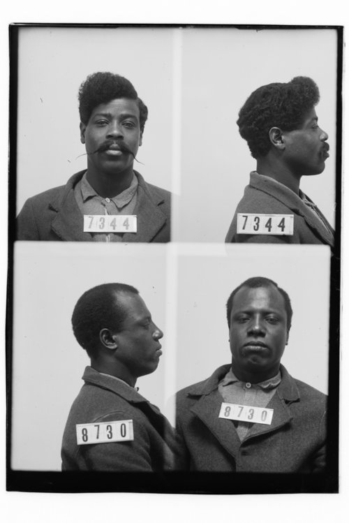 Emanuel Watkins and James Russell, Prisoners 7344 and 8730, Kansas State Penitentiary - Page