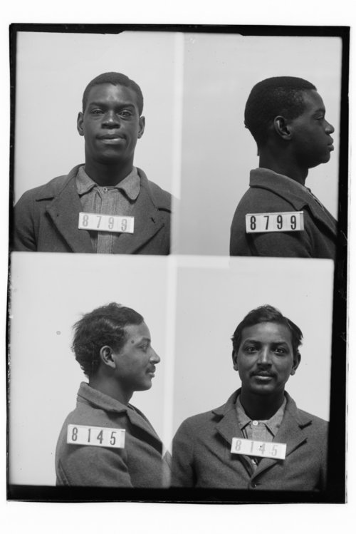 Willie Winn and Jim McKinney, Prisoners 8799 and 8145, Kansas State Penitentiary - Page
