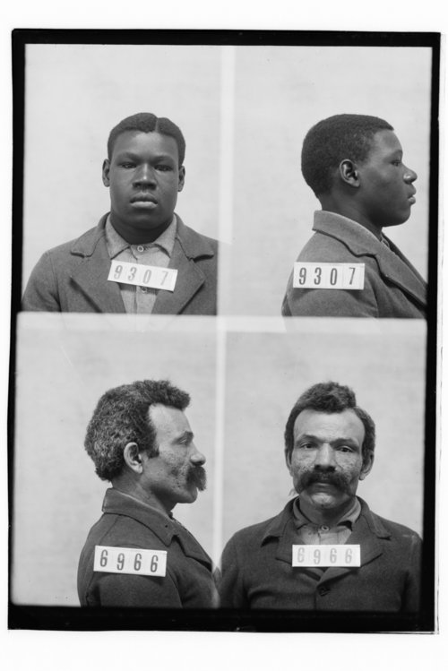 William Colwell and Jermiah Carpenter, Prisoners 9307 and 6966, Kansas State Penitentiary - Page