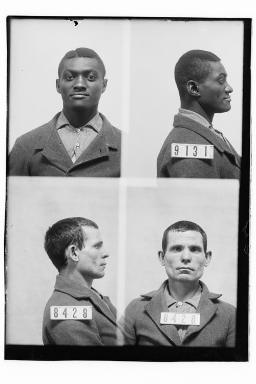 Matthew Riley and James Gott, Prisoners 9131 and 8428, Kansas State Penitentiary - Page