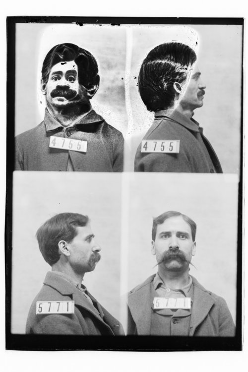 Charles Shafer, prisoner 5771 - Page