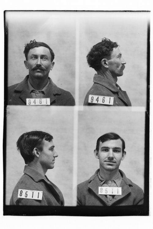 Joseph Winkler and William Stose, prisoners 9461 and 8511 - Page