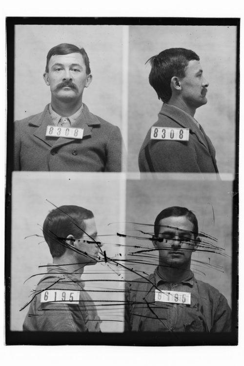 Wm Hackley , Prisoner 8308, Kansas State Penitentiary - Page