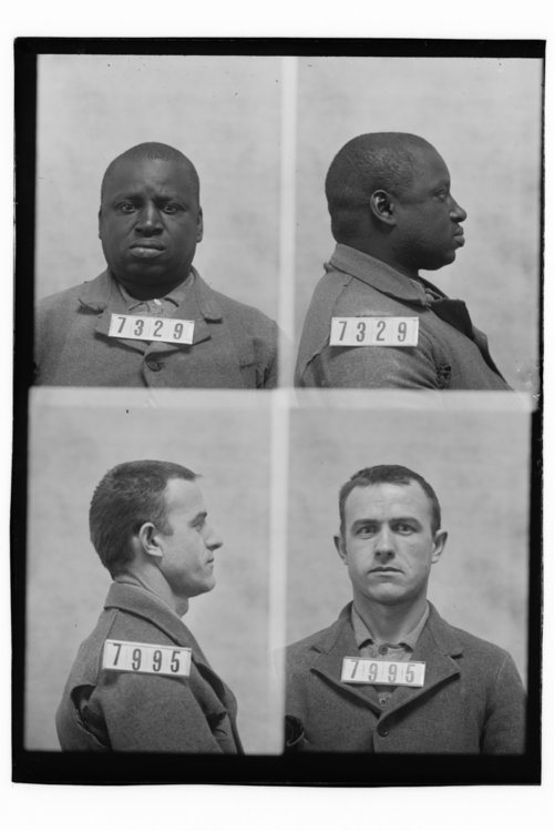 George Smith and Billy Sarber, prisoners 7329 and 7995 - Page