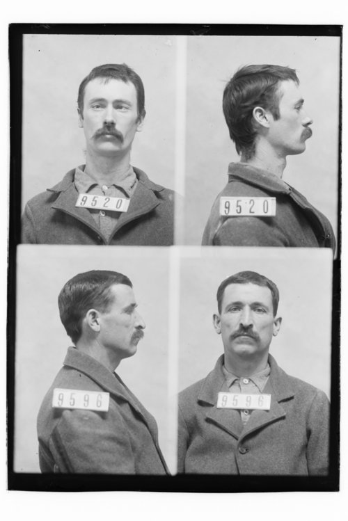 Henry Helbert and Robert Stovall, Prisoners 9520 and 9596, Kansas State Penitentiary - Page