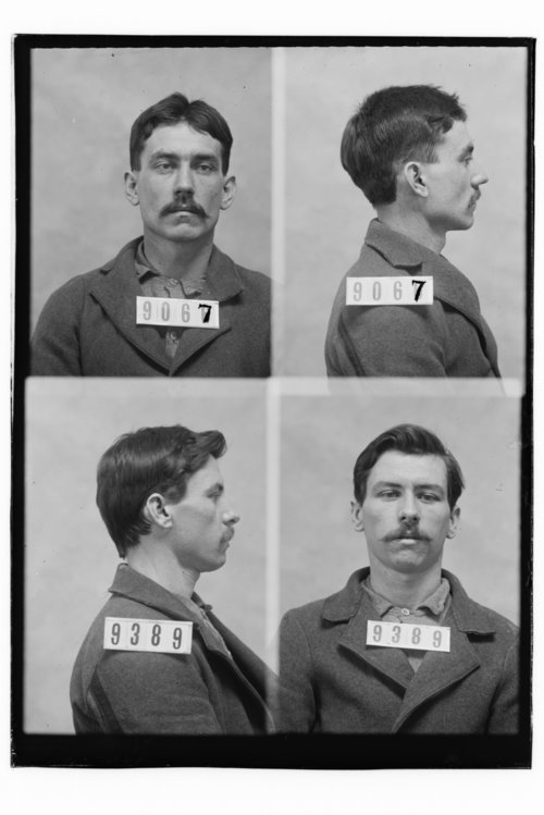 Wm. Buchanan and Herbert Connor, prisoners 9067 and 9389 - Page