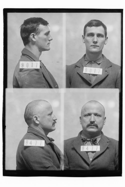 Chas. Fitzgerald and William Barada, Prisoners 9017 and 9477, Kansas State Penitentiary - Page