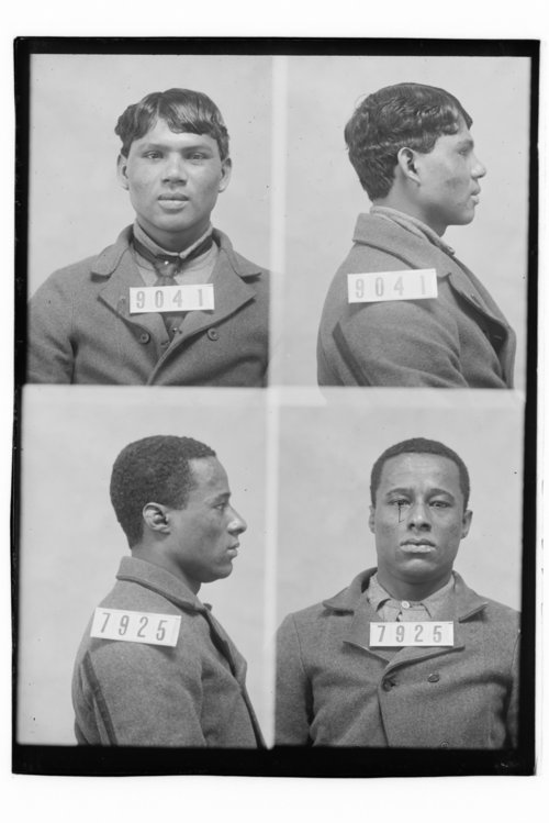 Creek Muscoe and Robert Johnson, prisoners 9041 and 7925 - Page