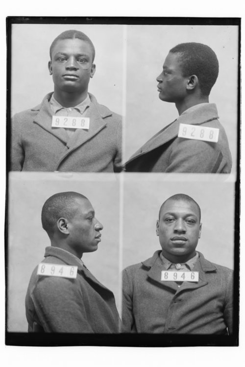 Guy Stray and William Robinson, prisoners 9288 and 8946 - Page