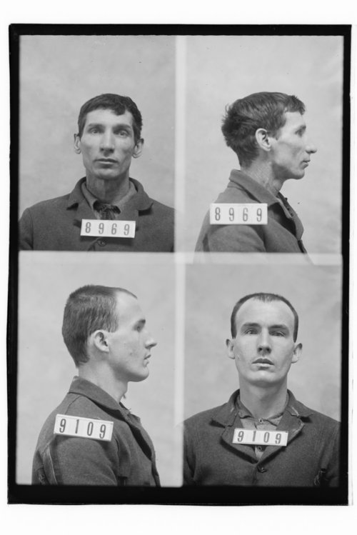 William Edwards and James Morgan, Prisoners 8969 and 9109, Kansas State Penitentiary - Page