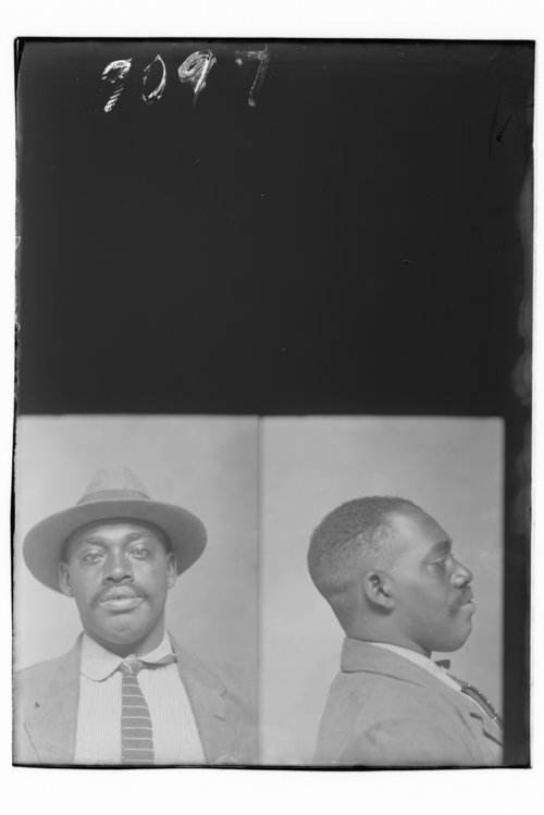 Richard Williams, Prisoner 9097, Kansas State Penitentiary - Page