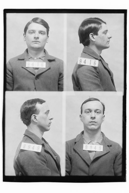 Ellsworth A. Leirle and Frank Reed, prisoners 8949 and 9416 - Page
