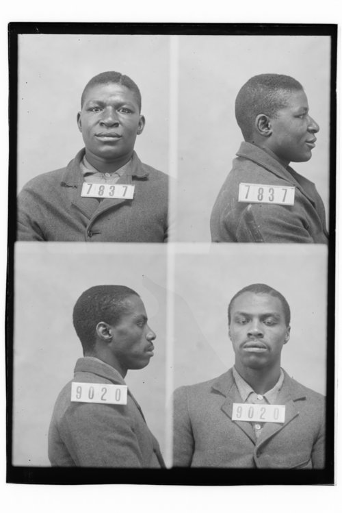 William Woodward and W. M. Smith, Prisoners 7837 and 9020, Kansas State Penitentiary - Page