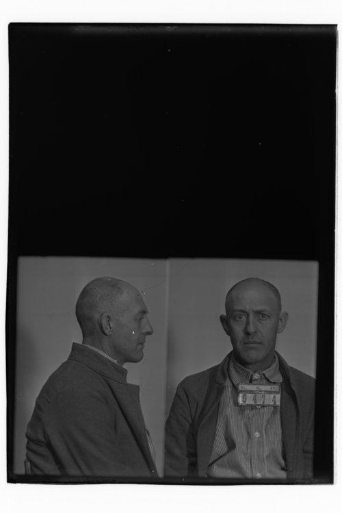 Wm. G. Tate, Prisoner 9474, Kansas State Penitentiary - Page