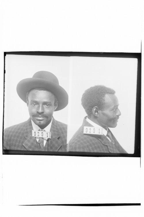 Burley Hines, prisoner 9291 - Page
