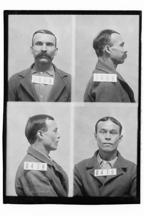 Richard Roe and Thomas O'Brien, Prisoners 7868 and 8419, Kansas State Penitentiary - Page