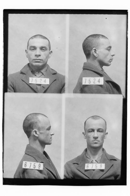 John Smith and William Chadburn, prisoners 7524 and 6759 - Page