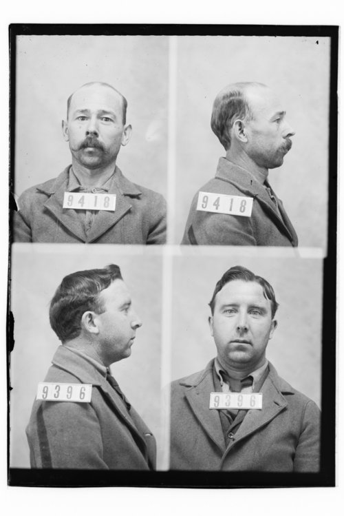 William Johnson and James O'Hora, Prisoners 9418 and 9396, Kansas State Penitentiary - Page