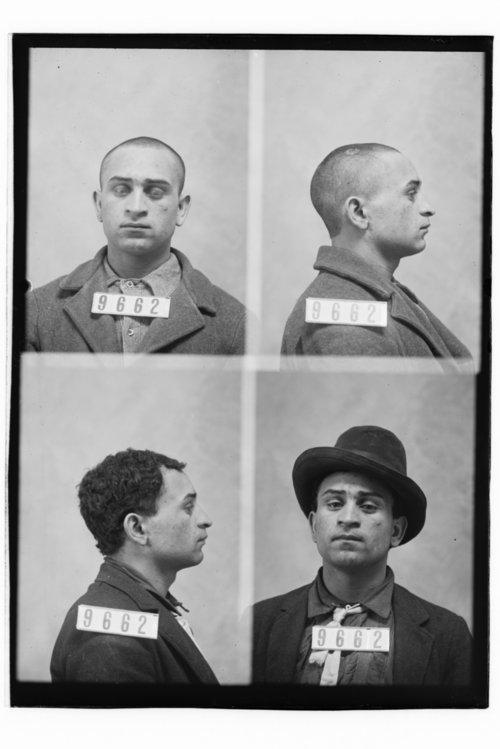 Arthur J. Ray, Prisoner 9662, Kansas State Penitentiary - Page