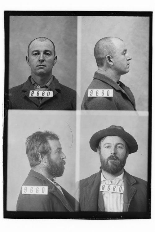 Geo. Shull, prisoner 9660 - Page