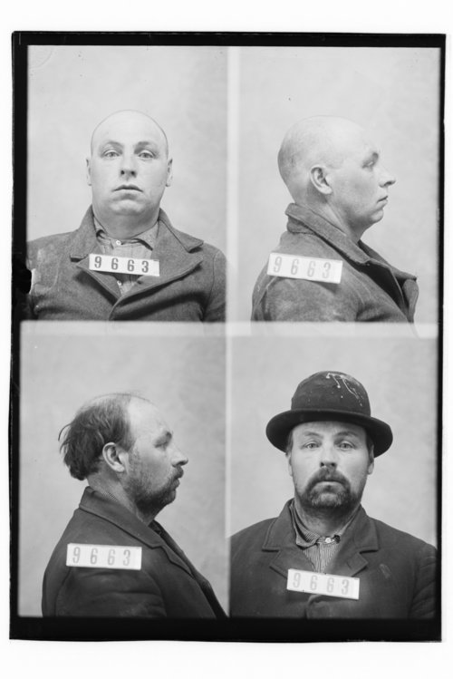 John Toole, Prisoner 9663, Kansas State Penitentiary - Page