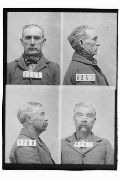 William Leach and Samuel G. Whitehead, Prisoners 8351 and 9200, Kansas State Penitentiary - Page