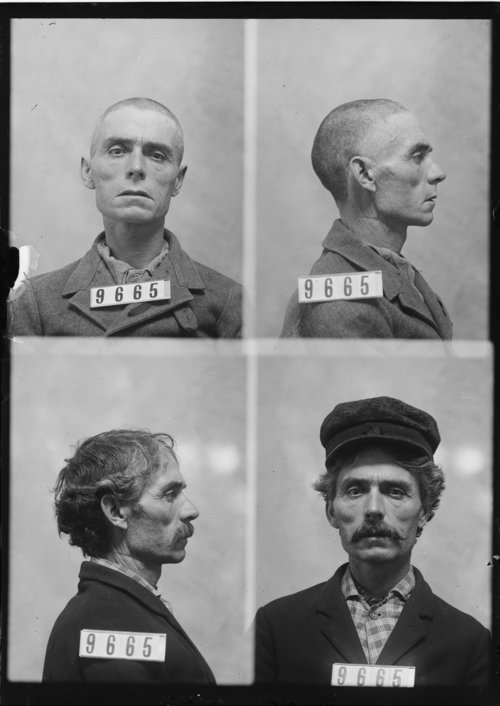 J. M. Frost, Prisoner 9665, Kansas State Penitentiary - Page