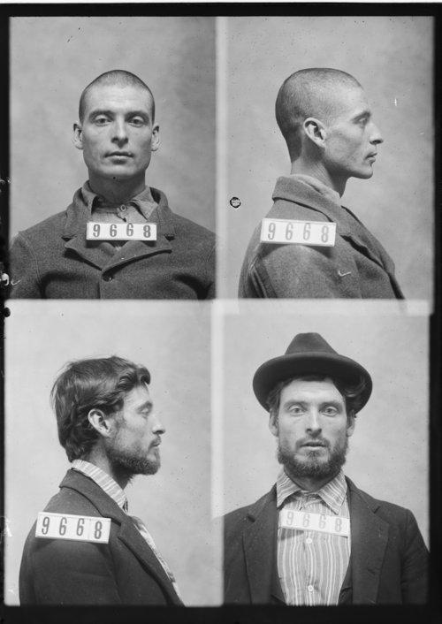 Will Birmingham, Prisoner 9668, Kansas State Penitentiary - Page