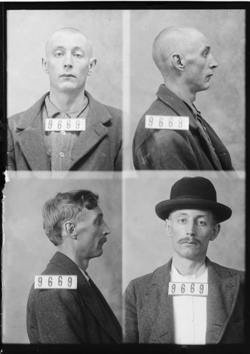 Alfred Anderson, Prisoner 9669, Kansas State Penitentiary - Page