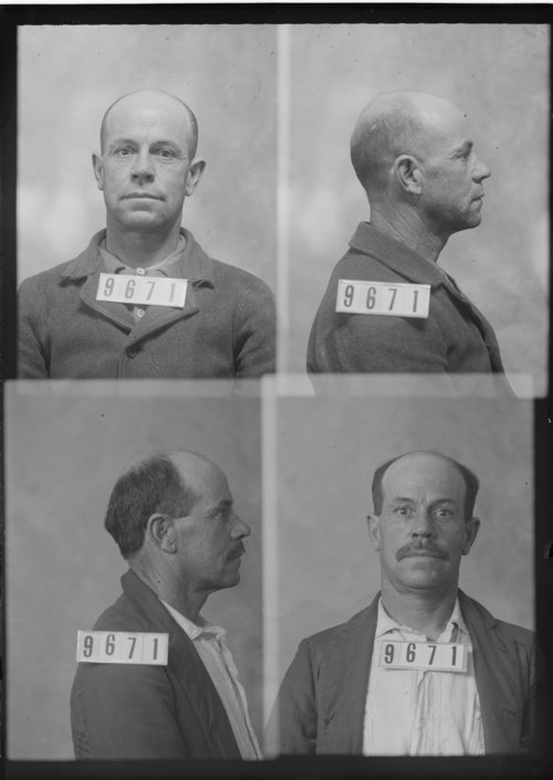 George W. Russell , prisoner 9671 - Page