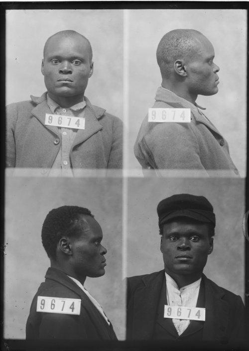John Croft, Prisoner 9674, Kansas State Penitentiary - Page