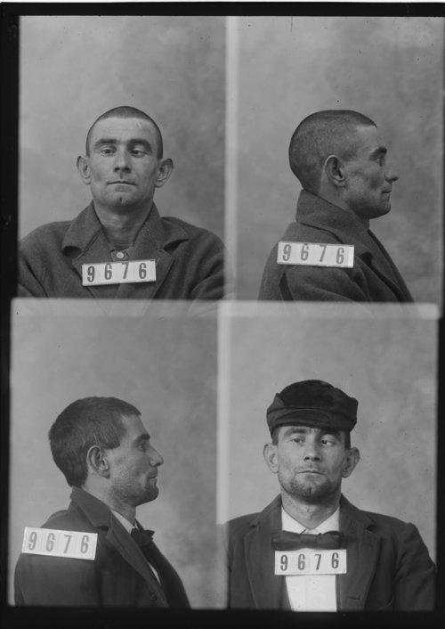 Thomas Mahan, Prisoner 9676, Kansas State Penitentiary - Page