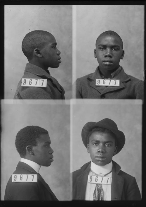 Henry Curl , Prisoner 9677, Kansas State Penitentiary - Page